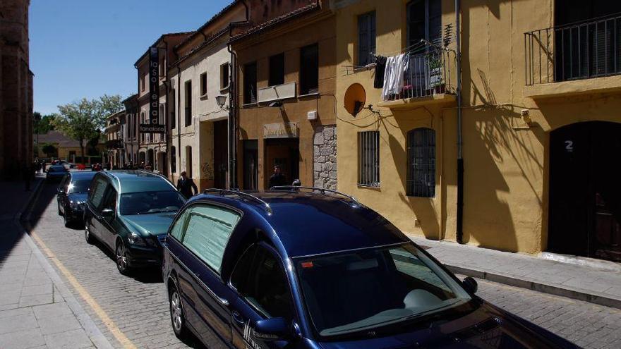 Llegan a Zamora los restos mortales de los tres montañeros