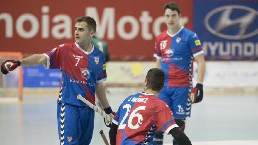 Igualada Rigat-Calafell, partit de quarts de final de la Copa del Rei