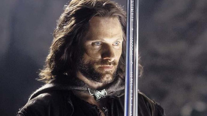 La serie de 'El señor de los anillos' podría contar el pasado de Aragorn