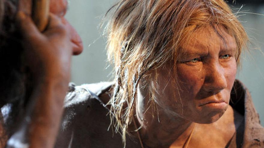 Neandertales y sapiens convivieron 1.000 años en el Cantábrico, según un estudio