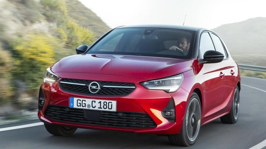 Opel Corsa, equilibri i confort
