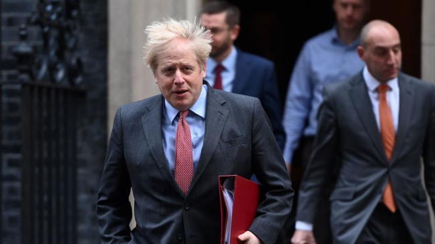 Reino Unido corrige la ley que violaba el acuerdo del Brexit