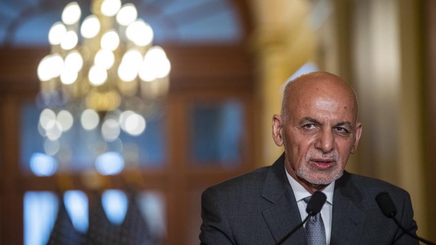 El Gobierno de Afganistán busca reforzar sus tropas ante el avance talibán