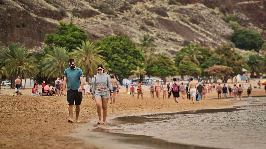 Santa Cruz de Tenerife solicita la ayuda del Cabildo para acelerar la mejora de Las Teresitas