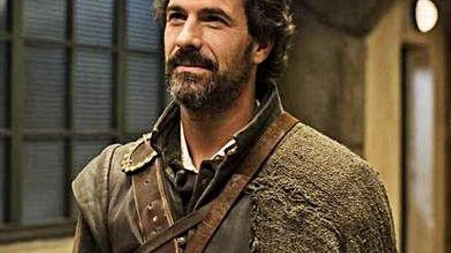 L'actor Rodolfo Sancho  es reincorpora a la sèrie  «El Ministerio del Tiempo»