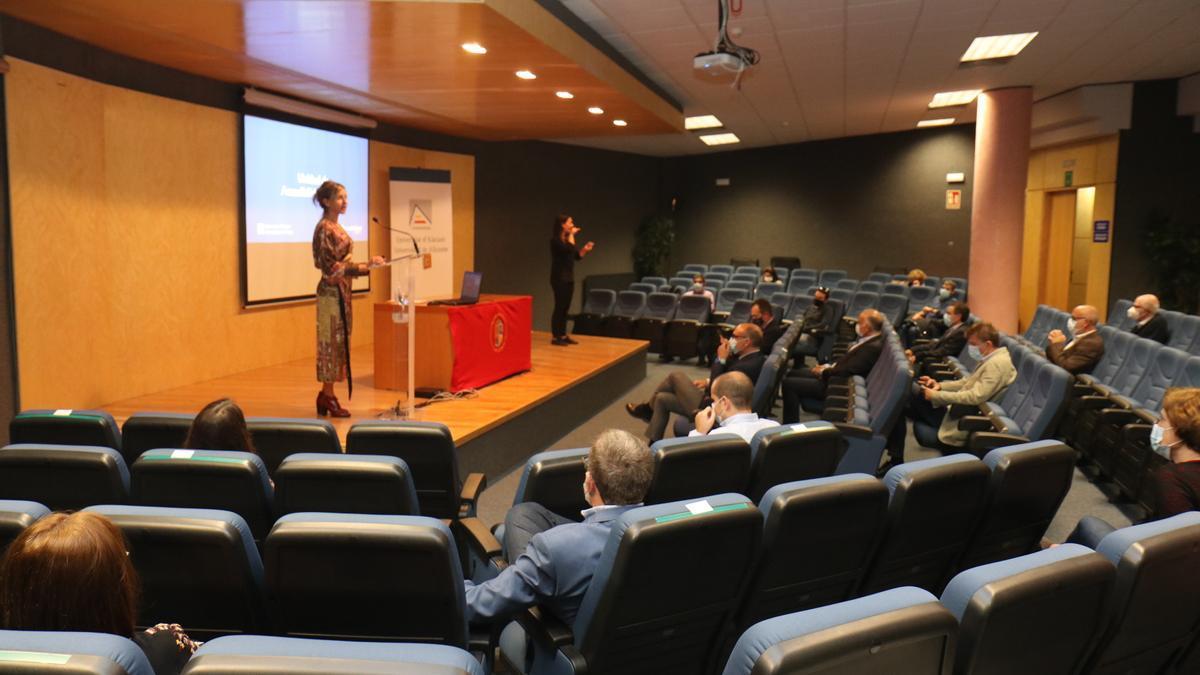 Presentación de la Unidad de Accesibilidad Digital en la UA