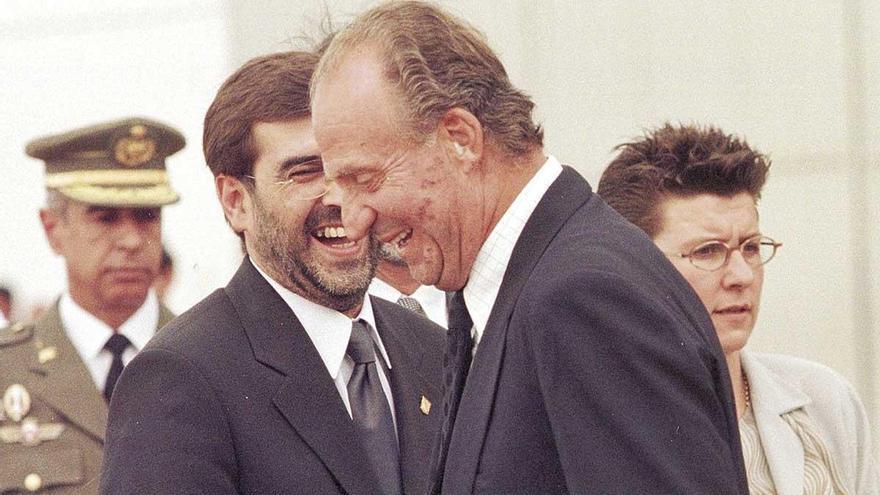 Juan Carlos I, sus palabras en esta tierra
