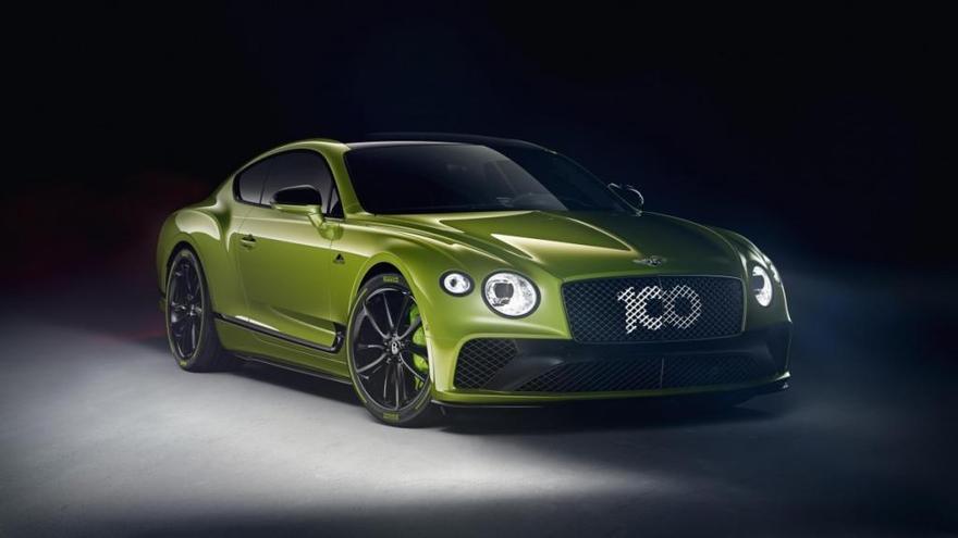 Bentley lanza una edición especial para conmemorar su récord en Pikes Peak