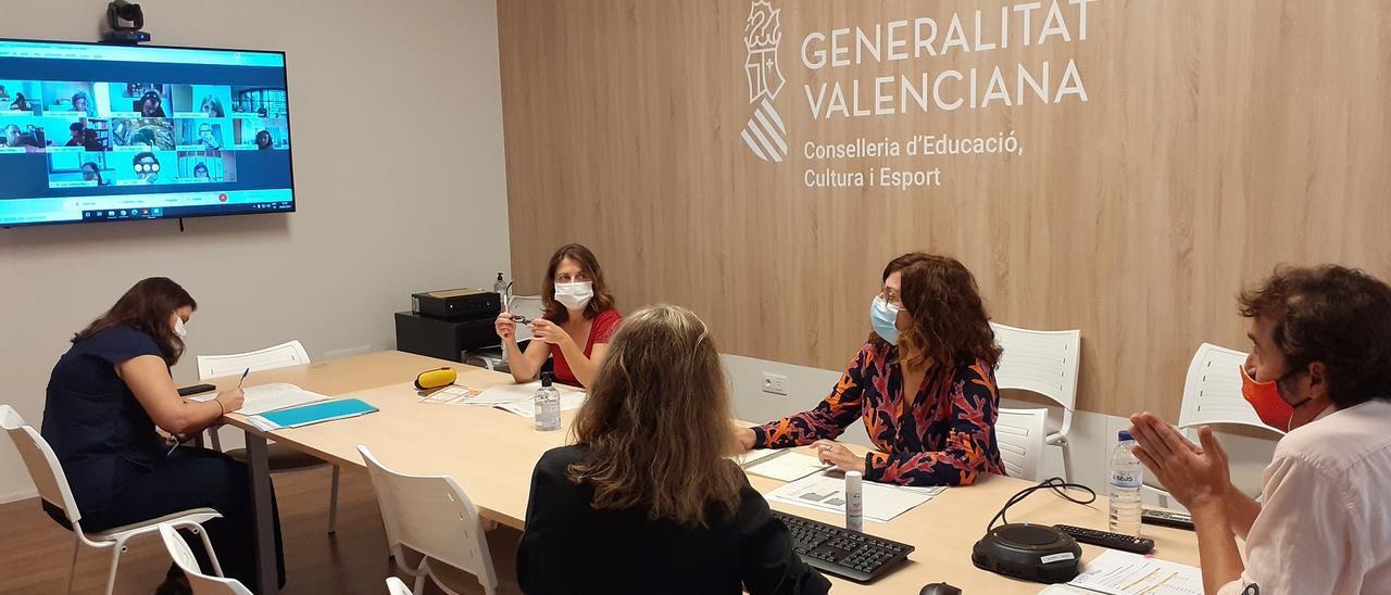 Reunión del pleno de la Junta Qualificadora que convoca las pruebas para el 31 de octubre.
