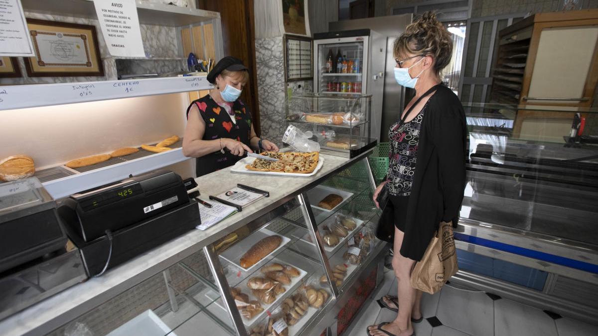 Un establecimiento comercial de Petrés