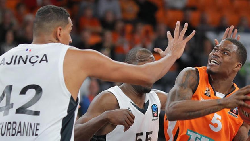 El sorpresón en la Eurocup que beneficia al Valencia Basket