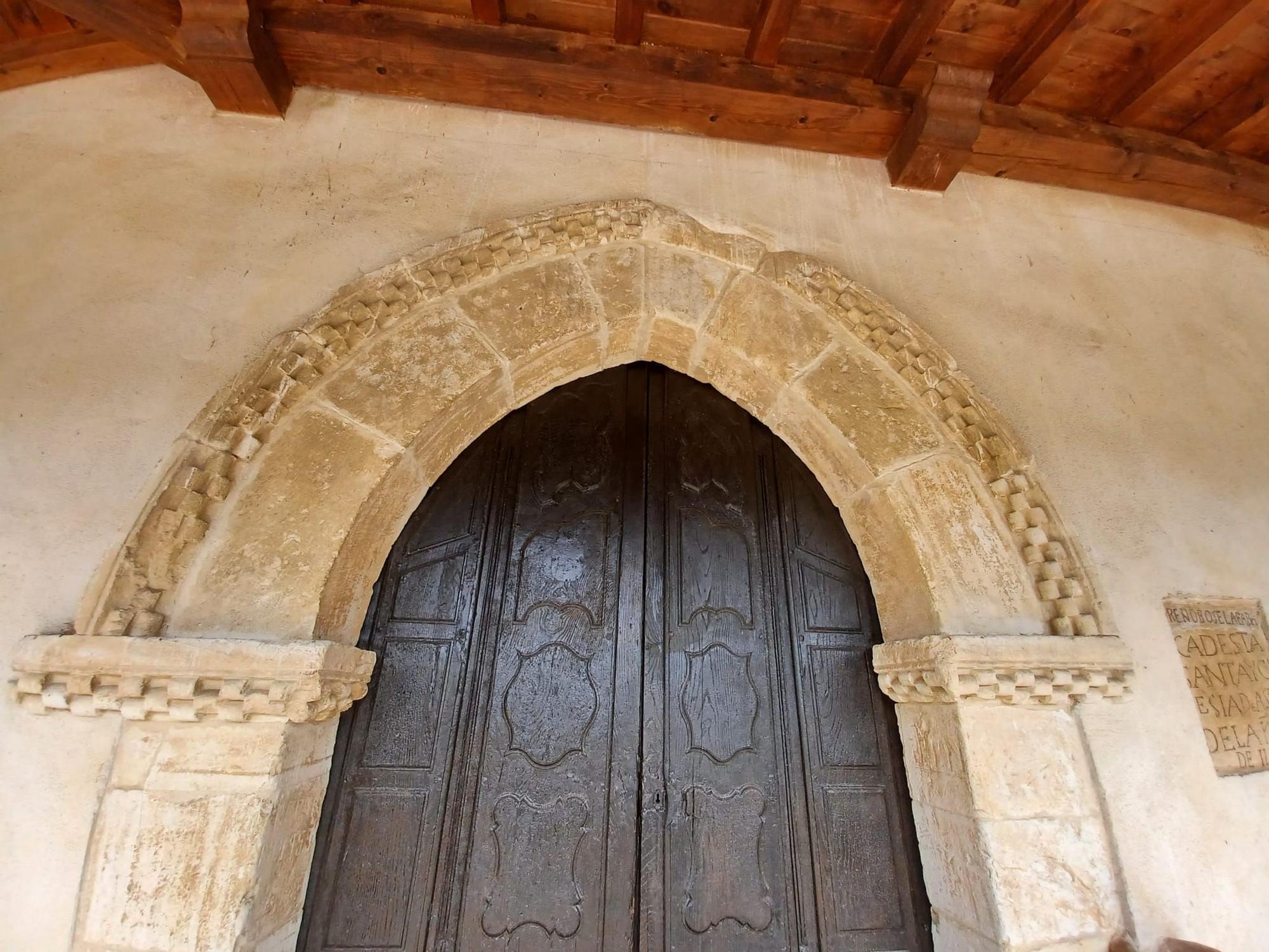 Iglesia de Santa María de Limanes