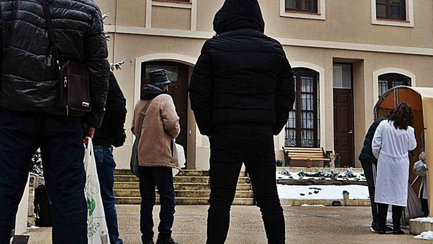 Cáritas advierte de los efectos del paro sobre la pobreza en Zamora