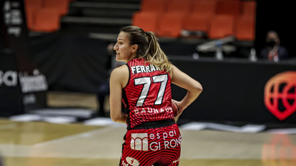 Paola Ferrari deixa l'Spar Girona