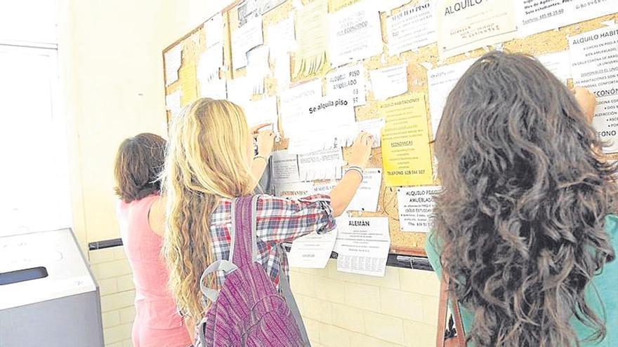 Las residencias universitarias mantienen su demanda pese al covid