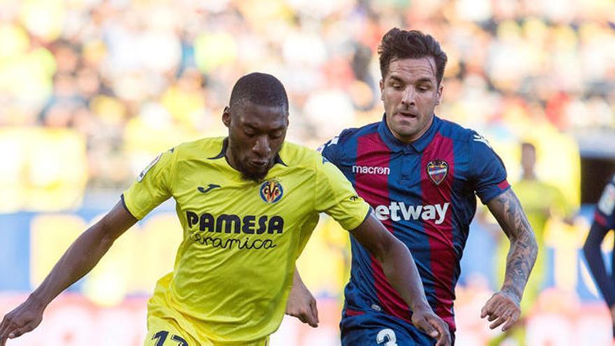 Toño, jugador del Levante UD, da positivo en un control de alcoholemia