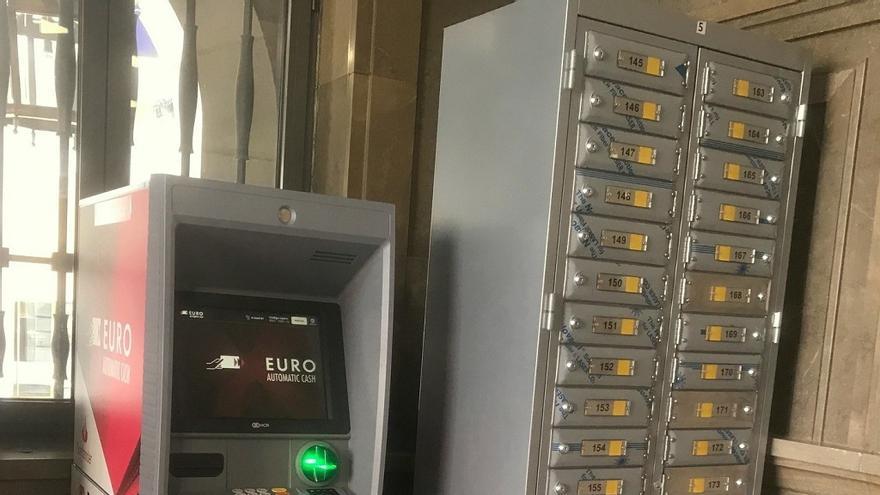 Correos instala cajeros automáticos en la sucursal 5 de Málaga y en la 3 de Marbella