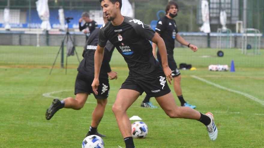 """Trigueros: """"Todo el mundo quiere estar en el Deportivo"""""""