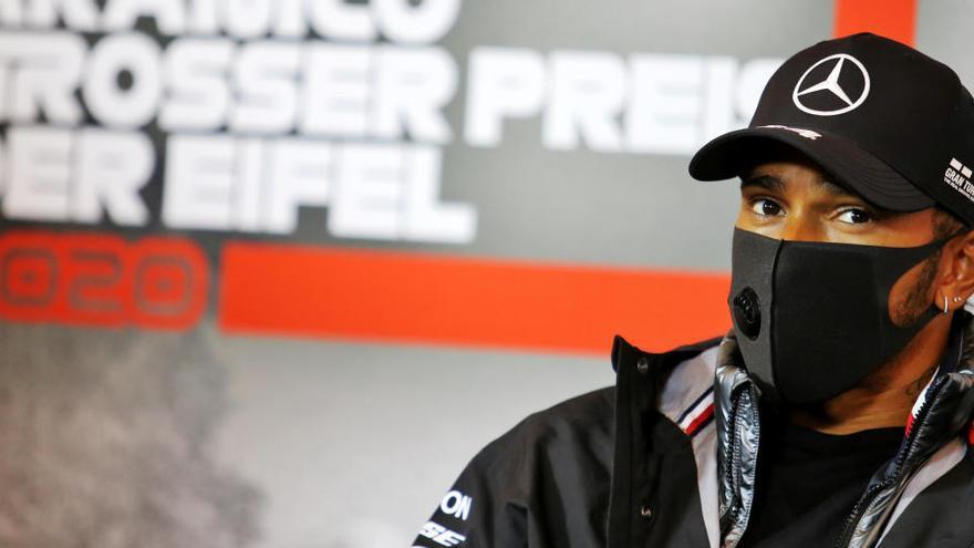Hamilton aspira en Alemania a igualar las 91 victorias de Michael Schumacher