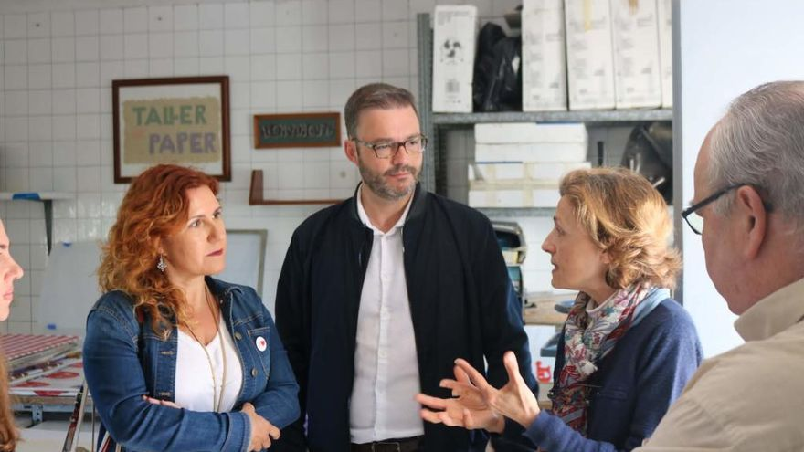 Hila promete doblar la plantilla de educadores de calle en Palma