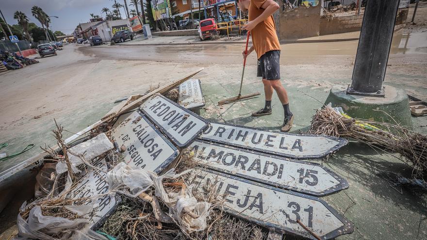 La investigación de la Dana de la Vega Baja concluye que el urbanismo desordenado agravó la catástrofe