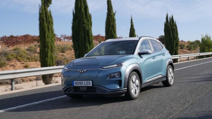 Hyundai Kona, un viaje relámpago