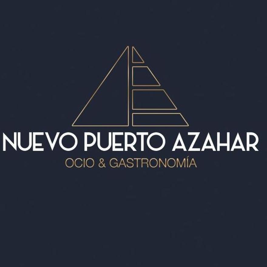 Logotipo de Nuevo Puerto Azahar.