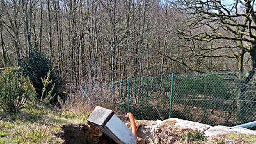 El PP de Forcarei denuncia en pleno el deterioro de las depuradoras de aguas