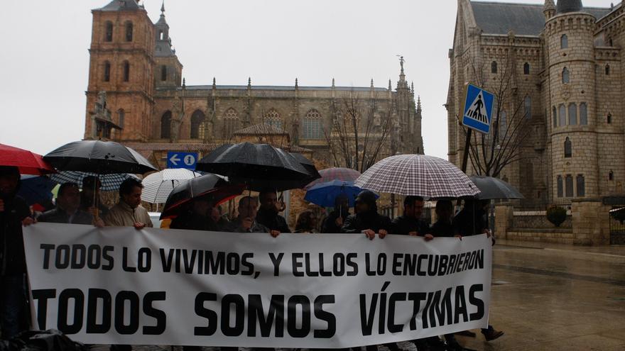 """El """"caso Ramos Gordón"""" sigue bajo llave: el secreto pontificio no tiene efecto retroactivo"""