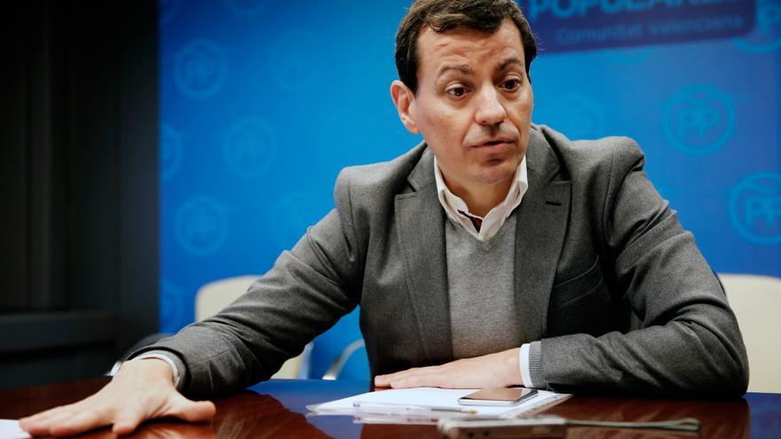 """Bayo se presenta a las primarias del PP y pide """"que no sean a la búlgara"""""""