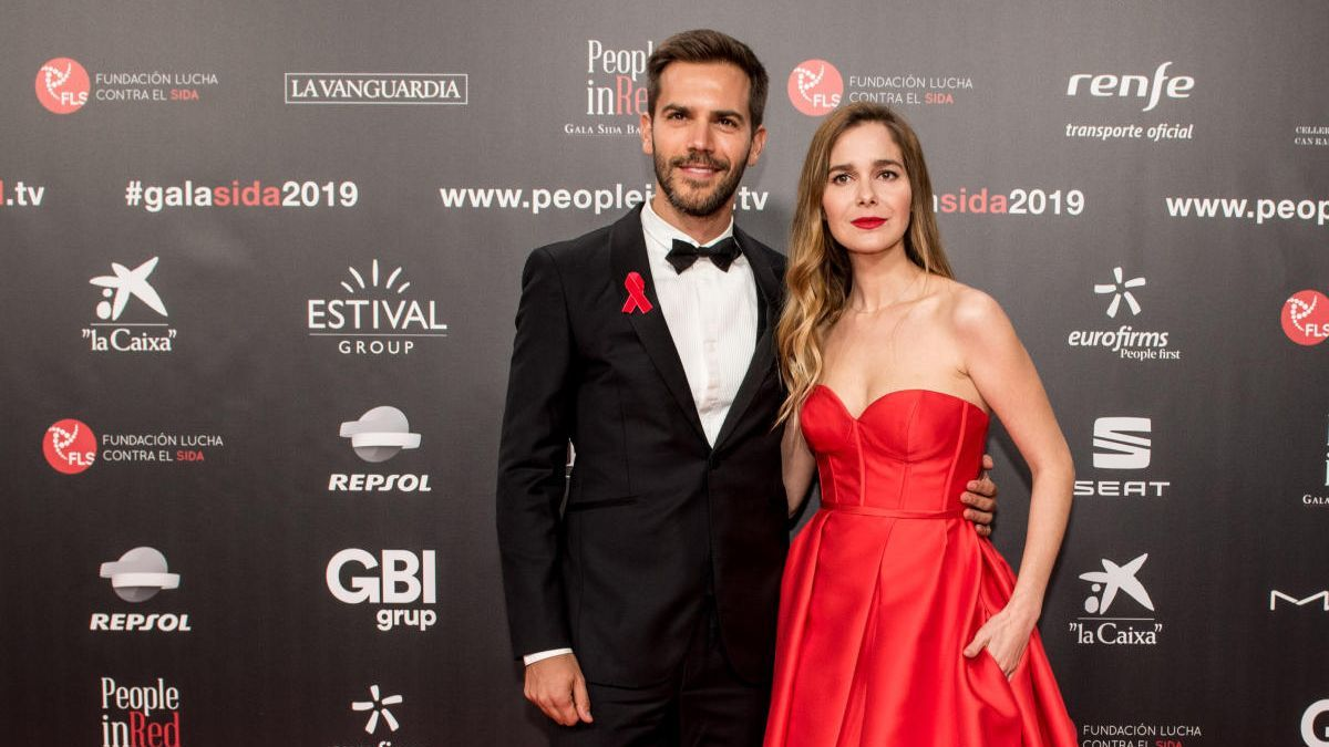 Natalia Sánchez y Marc Clotet.