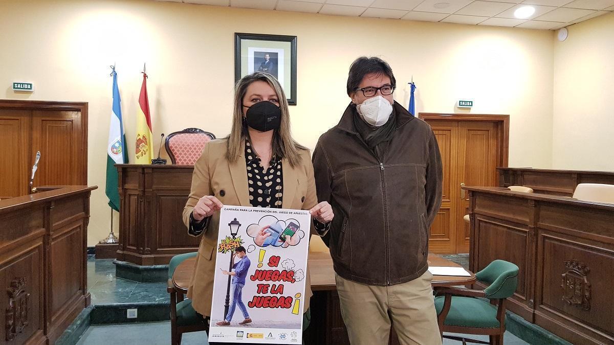 El Ayuntamiento de Lucena inicia una campaña para combatir la ludopatía juvenil