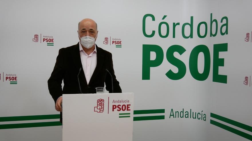 """Antonio Ruiz pide """"acabar con el ruido interno"""" por las primarias en el PSOE-A porque eso """"solo beneficia a la derecha"""""""