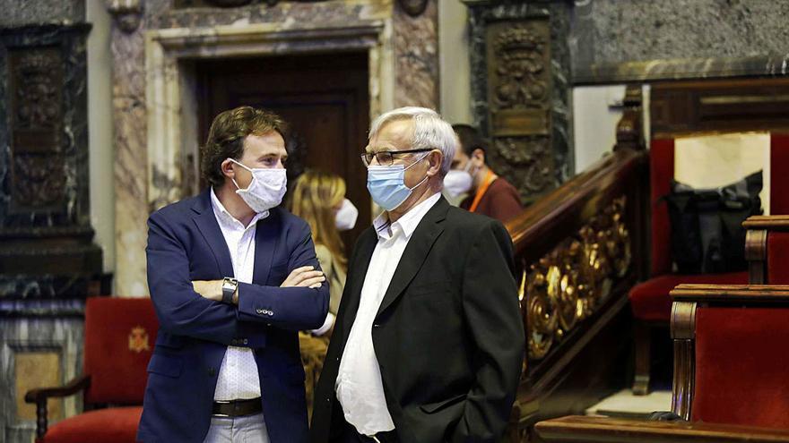 Ribó atribuye a Grezzi el cese del gerente de la EMT y alaba su labor