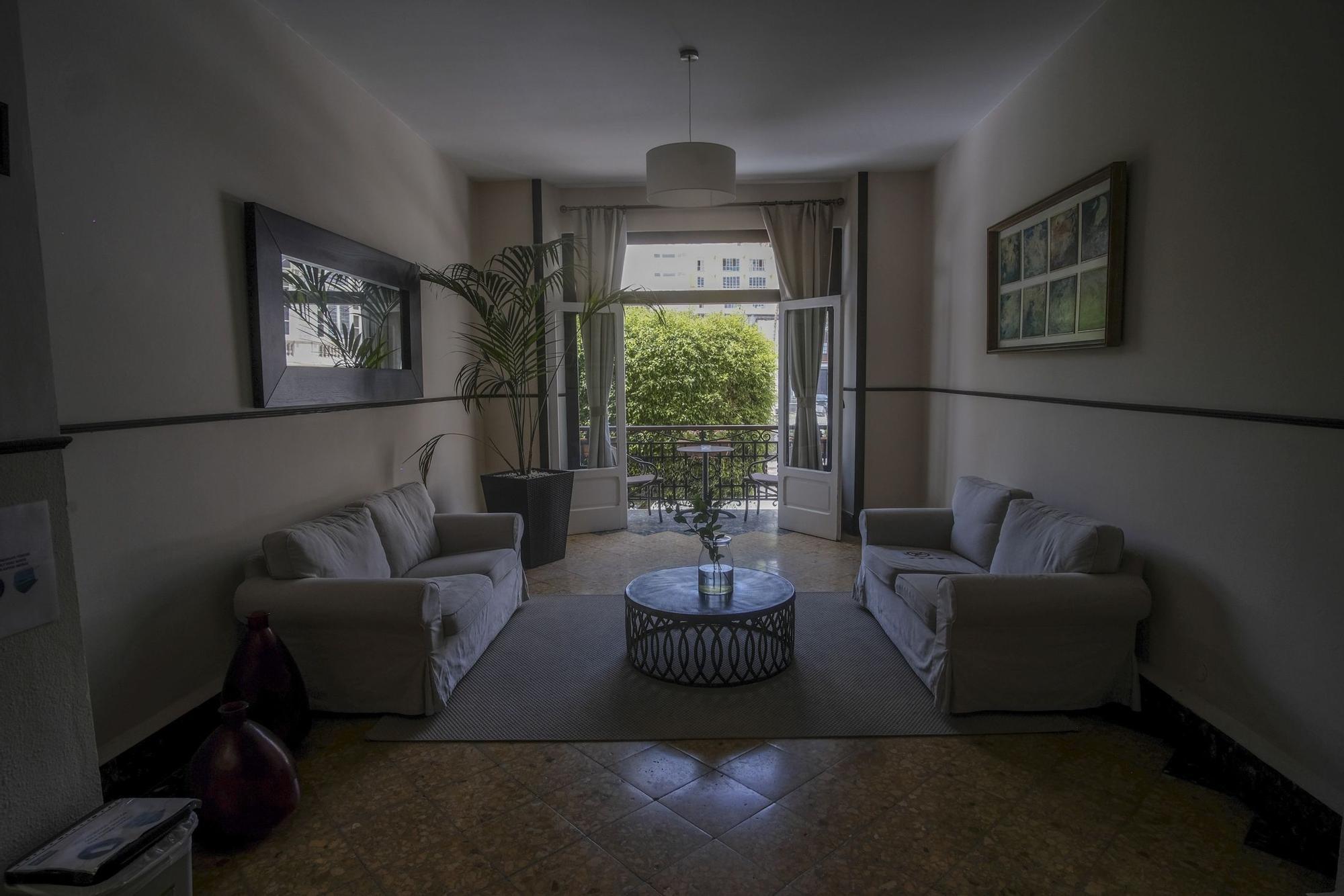 La cama de Franco en el Hotel Madrid de Las Palmas de Gran Canaria