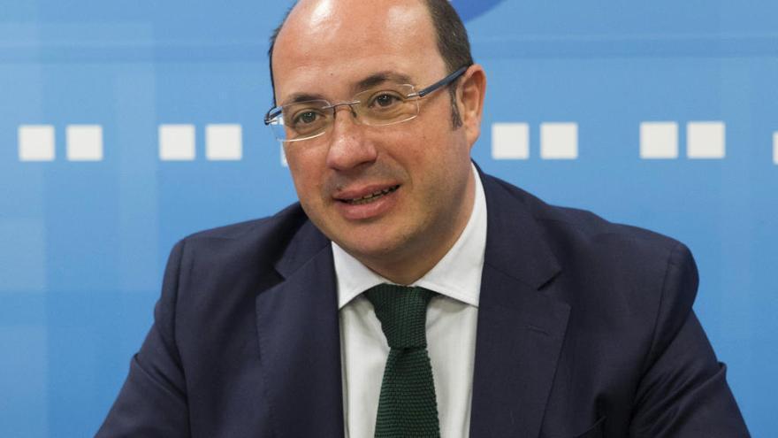 Pedro Antonio Sánchez abandona la política