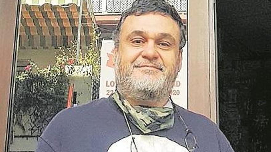 Antonio Pérez Sánchez: «Hay mucha competencia desleal de algunos proveedores»