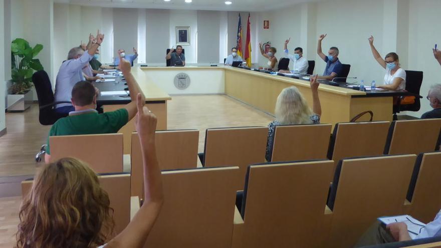 La nueva residencia geriátrica supondrá un ingreso de 1,1 millones a La Nucía