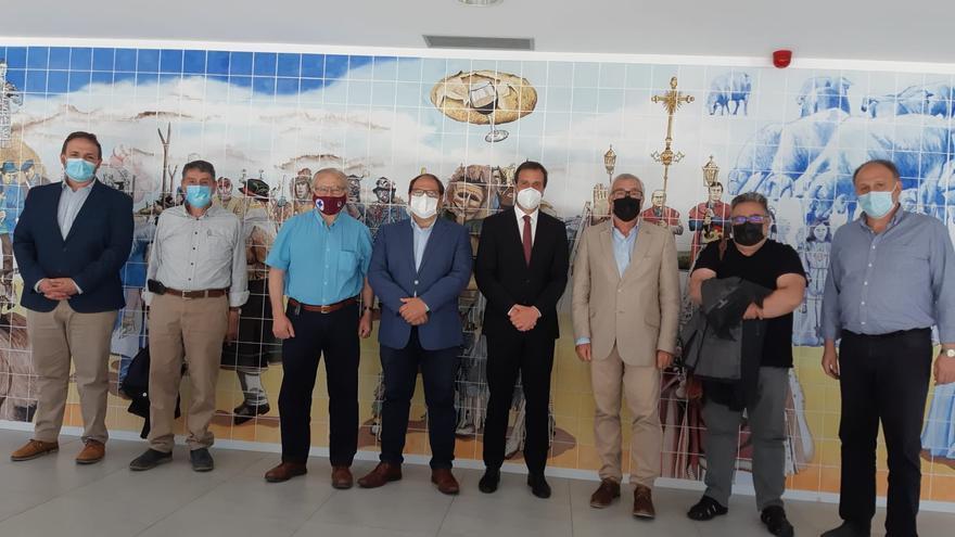 Puebla de Sanabria reivindica a la Junta la carretera León-Braganza en los Fondos Europeos