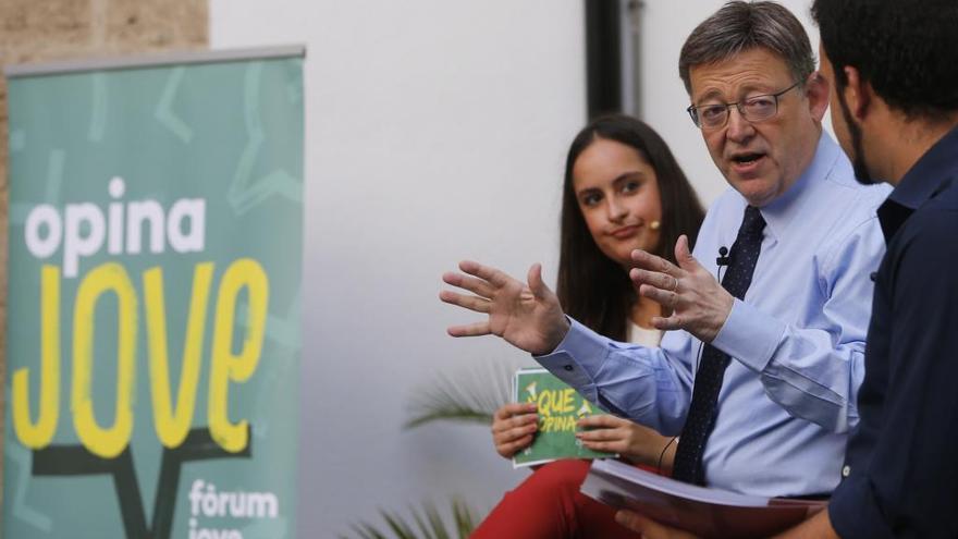 5.000 jóvenes valencianos se beneficiarán del plan de choque de Puig
