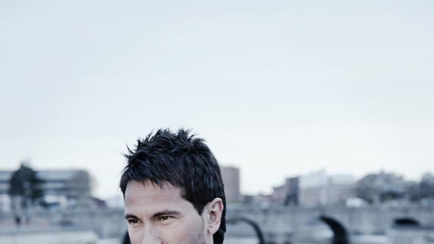David DeMaría celebra veinte años en la música en el Romea