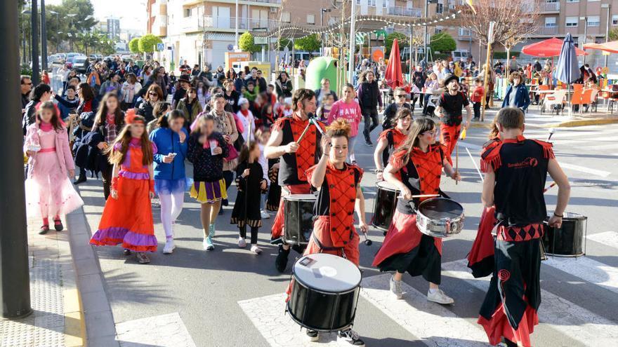 Paiporta celebrará el Carnaval con música