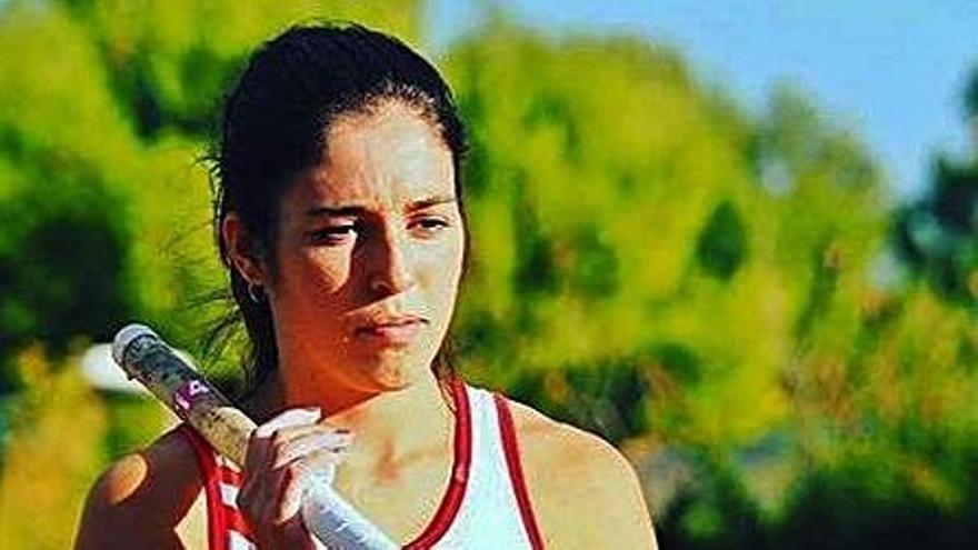 Mònica Clemente queda a un sol salt del títol a Getafe