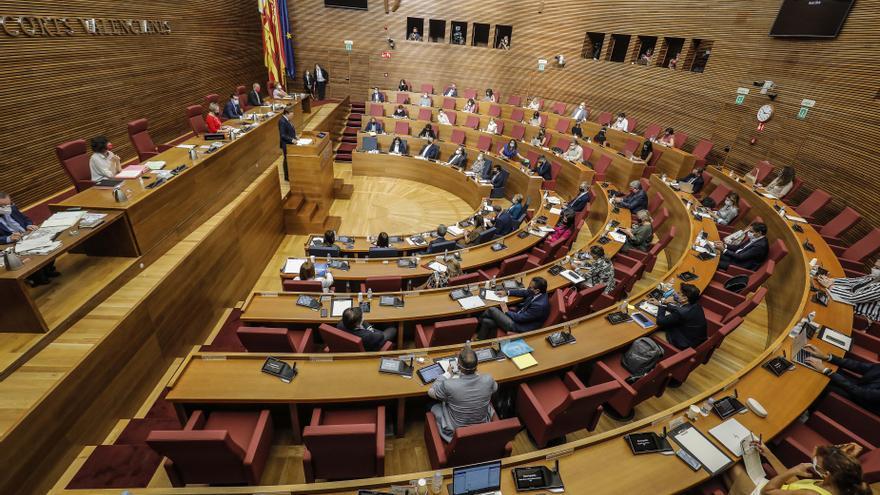 Diputados autonómicos de PP y Cs descartan la moción de censura en la Diputación de Alicante