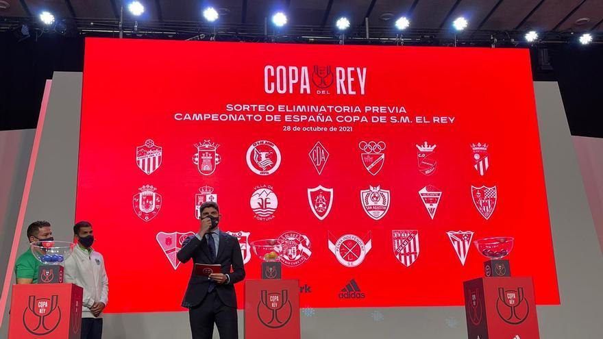 El Jaraíz se enfrentará al Laguna canario en la previa de la Copa del Rey