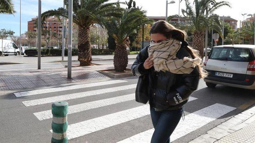 Castellón celebrará la Navidad en alerta máxima amarilla por fuerte viento