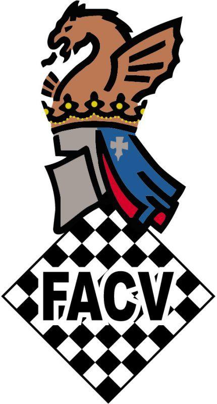 Logo Federación de Ajedrez de la Comunidad Valenciana