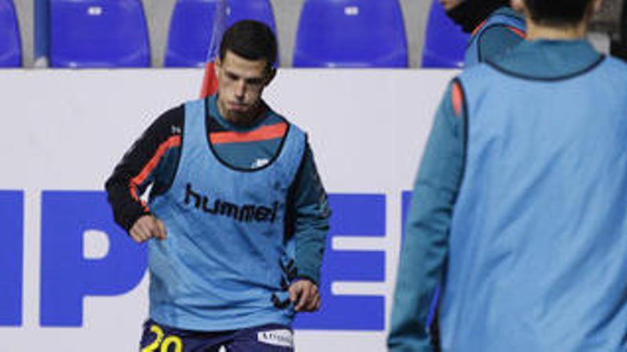 Nando Quesada reapareix amb el Llagostera després d'una greu lesió