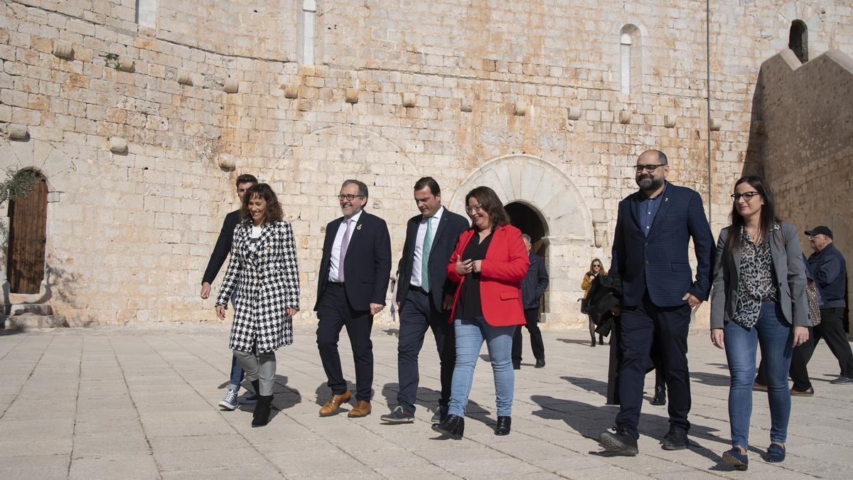 El Castillo de Peñíscola se puede visitar hoy gratis con motivo del Día Mundial del Turismo