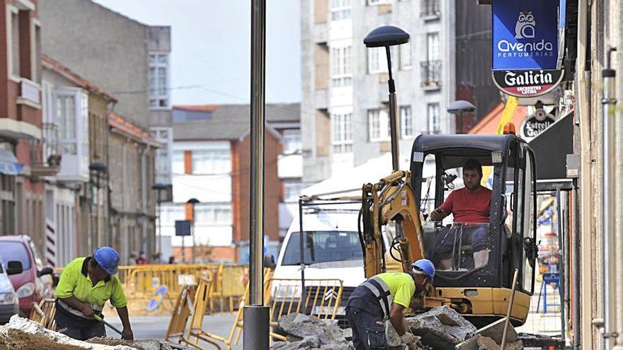 Maril critica el comienzo de la obra de la calle Progreso sin previo aviso